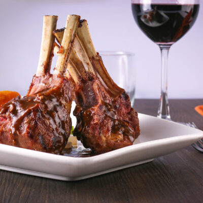 New Zealand Lamb Cutlet